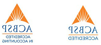 ACBSP and ACBSP in accounting accreditation logos